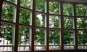 Panoramic Windows